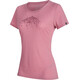 Mammut Alnasca T-Shirt Women rose